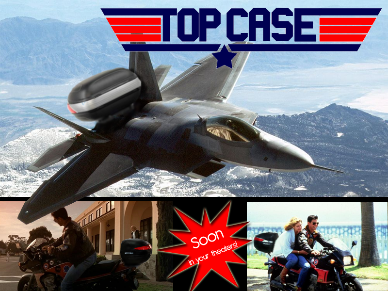 """Top Case"" ou la suite de Top Gun !"
