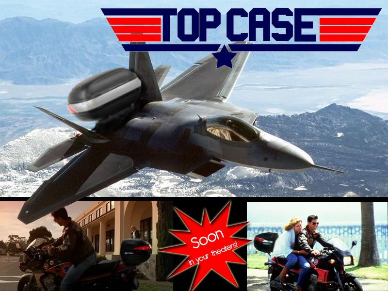 """""""Top Case"""" ou la suite de Top Gun !"""